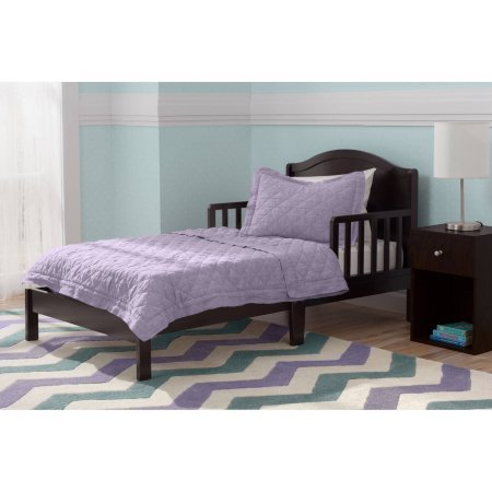 baker toddler bed dark chocolate
