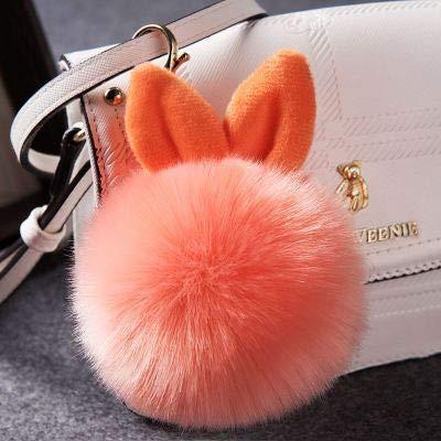 Rarido - 10 colores de pompones para orejas de conejo ...