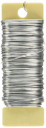 Price comparison product image Paddle Wire 22 Gauge 4 Ounces/Pkg-Bright