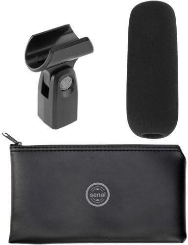 Senal MC24-ES Professional Condenser Shotgun Microphone
