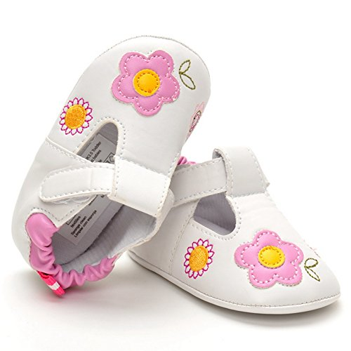 Pictures of Demonda Infant Toddler Baby Girls Flower Anti- 6