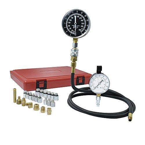 Urrea Herramientas 2394 Probador de Presión para Transmisión Automática y Aceite del Motor