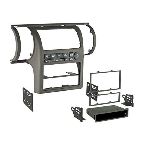 Metra 99-7604T Single/Double DIN Installation Kit for 2003-2004 Infiniti G35, Tan -