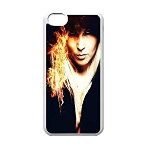Burn Book Phone Case Back Cover For Iphone 5c FNWT-U895399