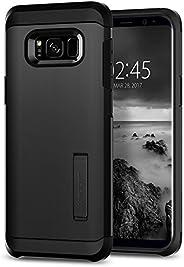 Spigen Tough Armor Designed for Galaxy S8 Plus Case (2017) - Black