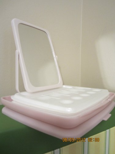 Mary Kay Vanity or Travel 2 Way Reversible Mirror Face Case