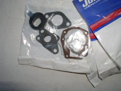 Outboard Carburetor (OEM Evinrude Johnson BRP Outboard Carburetor Kit 439071)
