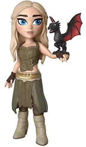 Funko Rock Candy Game of Thrones-Daenerys Targaryen Toy -