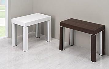 Table AllungheWengé À M X Avec 50 50 Console 90 Extensible L2 Okn8w0P