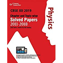 CBSE Class XII 2019 - Chapter and Topic-wise Solved Papers 2