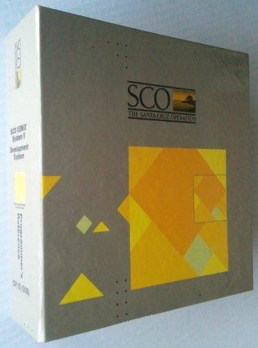 - SCO Xenix System V Development System: Programmer's Reference