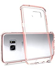 [Clear Cushion] Galaxy S7 Case, Premium Protective Case for Galaxy S7 -Bumper and Ultra Slim Clear Back