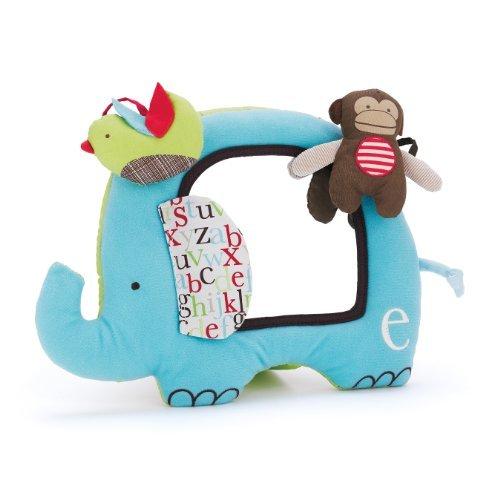 Skip Hop alphabet Zoo Activity Mirror l' infanzia,