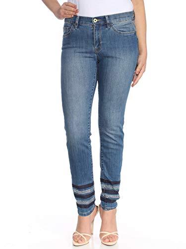 Tommy Hilfiger Studded Jeans (Indigo Fade, ()