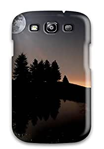 2859592K14116325 Galaxy S3 Moon Light Tpu Silicone Gel Case Cover. Fits Galaxy S3