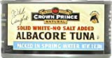 Crown Prince Natural Solid White Albacore Tuna in Water, 12 Ounce -- 12 per case.