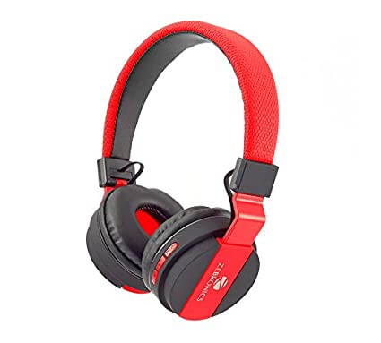 20deeb95519 Amazon.in: Buy Zebronics Airone Bluetooth Headphones (Black) Online at Low  Prices in India | Zebronics Reviews & Ratings