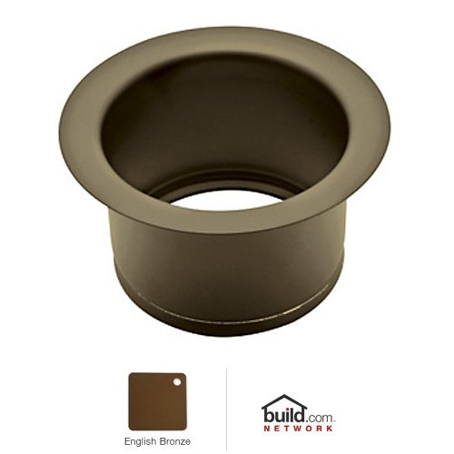 Rohl ISE10082EB 2-1/2-Inch Extended Throat for Fireclay Sinks and Shaws Sinks in English Bronze by Rohl