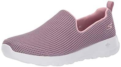 Skechers Women's GO Walk Joy - Centerpiece Walking Shoe, Mauve, 5 US