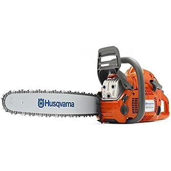 Husqvarna 460 24-Inch Rancher Chain Saw 60cc 966048324