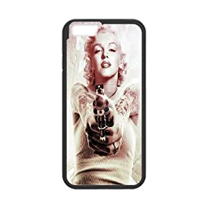 """Wholesale Cheap Phone Case For Apple Iphone 6,4.7"""" screen Cases -Marilyn Monroe Pattern-LingYan Store Case 9"""