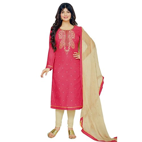 Ready-Made-Silk-Embroidered-Salwar-Kameez-Suit-Indian-Bollywood