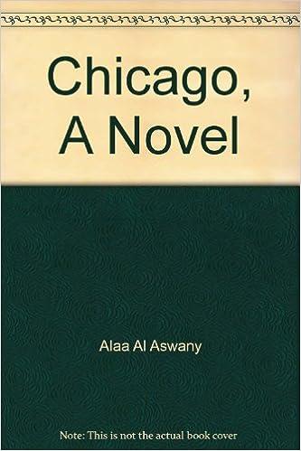 Book Chicago, A Novel