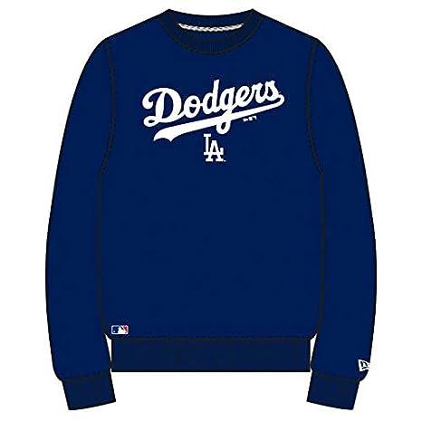 A NEW ERA Era Team Apparel Crew Neck Los Angeles Dodgers Sudadera, Hombre, Azul, XXL: Amazon.es: Deportes y aire libre