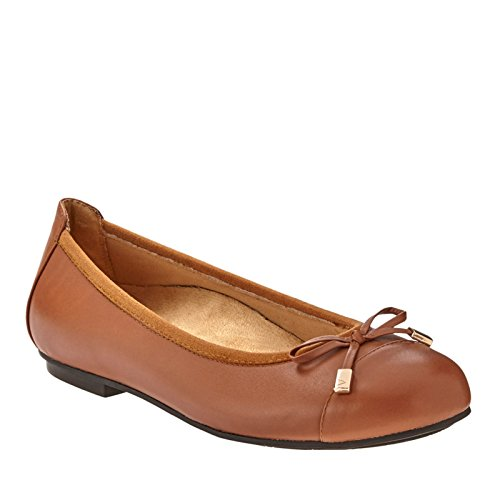 Pelle nbsp;Minna Womens VIONIC 359 Tan Shoes HqB8WCx4w
