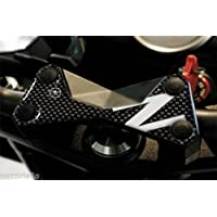 Protección 3D Placa Horquilla Compatible para Moto Kawasaki