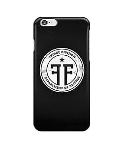 Fringe Division Logo For Apple Iphone 5C Case Cover