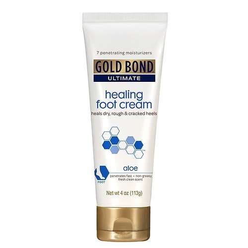 Gold Bond Ultimate Healing Foot Therapy Cream, 4 oz Pack of 12 by Gold Bond