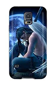 New Galaxy S5 Case Cover Casing(the Death Angel)