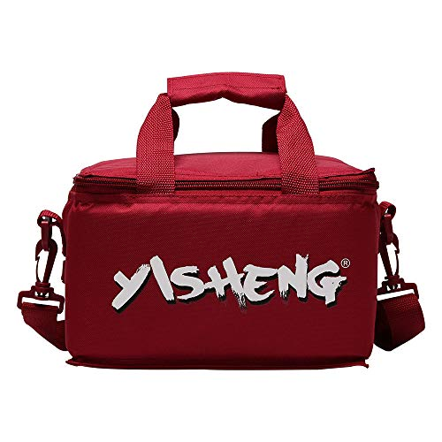 (Yisheng Cooler Bag,Soft Cooler Tote Insulated Lunch bags Outdoor Picnic Bag for Travelling Long Shifts Work Hiking Beach Camping)
