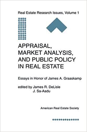Good High School Essays Appraisal Market Analysis And Public Policy In Real Estate Essays In  Honor Of James A Graaskamp Research Issues In Real Estate Rd Edition English Language Essay also Essay For High School Students Appraisal Market Analysis And Public Policy In Real Estate Essays  Examples Of High School Essays