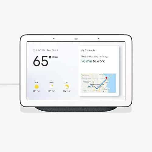 Home Hub with Voice-Activated Assistant - 7