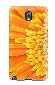 New Style ZippyDoritEduard Fresh Marigold Premium Tpu Cover Case For Galaxy Note 3