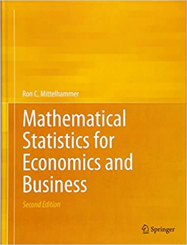 Mathematical Statistics For Economics And