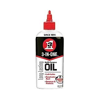 3-IN-ONE Multi-Purpose Drip Oil, 4 OZ (10034)