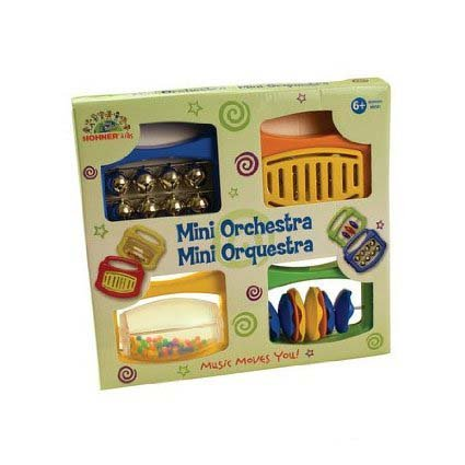 Kids Mini Orchestra Percussion Toy for Children by Hohner