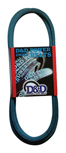 D&D PowerDrive M41668 John Deere Kevlar Replacement Belt, 4LK, 1 -Band, 98