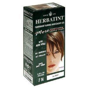 Herbatint Herbatint Permanent Haircolor Gel 7N Blonde 1 Box