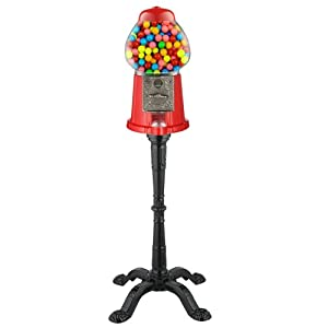 6260 Great Northern 15″ Vintage Candy Gumball Machine...