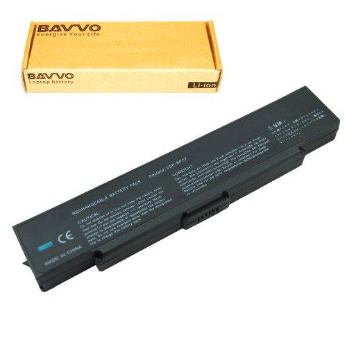 Bavvo Battery for BPS2 BPS2A BPS2B BPS2C, VAIO PCG Models, VAIO VGN Models, VAIO VGC Models (Not Compatible with The Below Series:VGN-NR160e VGN-NR498E VGP-BPS9/B VGN-SZ1) -