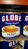 Globe: Peach Pie Filling 116 Oz. (6 Pack Case)