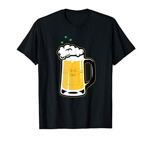 Halloween Drinking Squad Ghost Beer Mug - Halloween Souvenir T-Shirt -