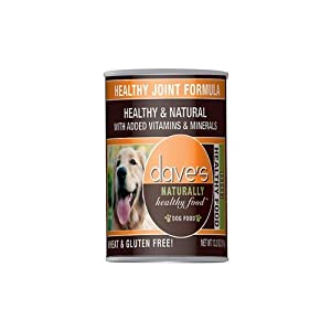 80%OFF Dave's Pet Food Healthy Joint Formula Food (12 Cans Per Case), 13.2 oz.