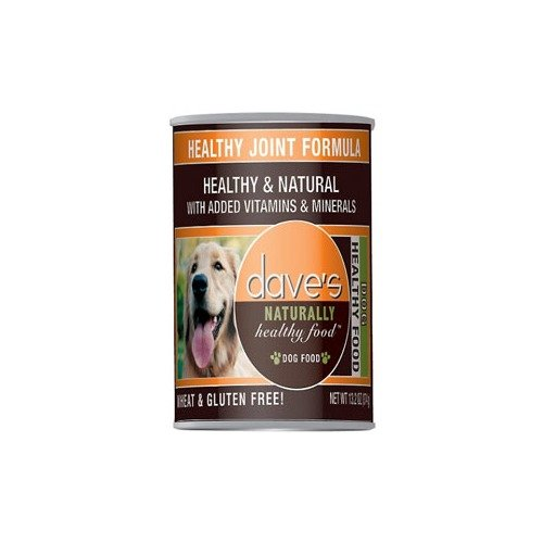 Cheap Dave'S Pet Food Healthy Joint Formula Food (12 Cans Per Case), 13.2 Oz.