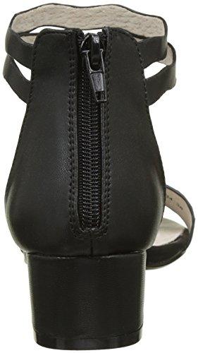 Sandali Cinturino Donna The Con noir Divine Caviglia Factory Nero Agnes Alla 8xf8UtwXqp
