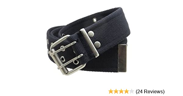 Military Army Canvas Web Belt 1-1//2 Wide BSC